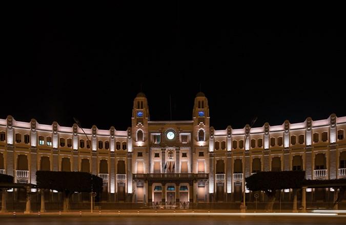 Palacio De La Asamblea – Melilla