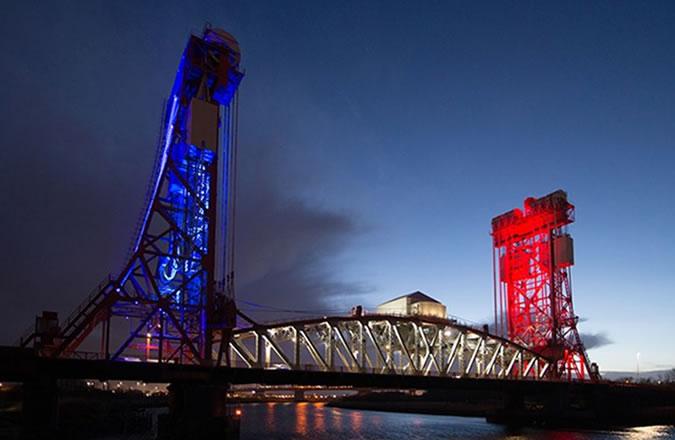 Tees Newport Bridge