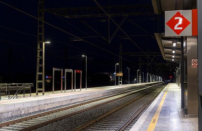 Xàtiva Train Station