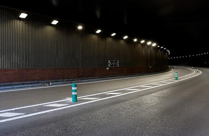 Aguas Vivas Tunnel – Guadalajara