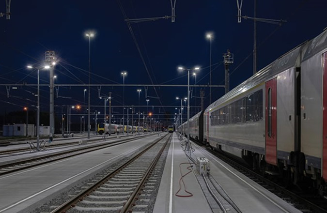 Railway Maintenance Workshop – Hasselt