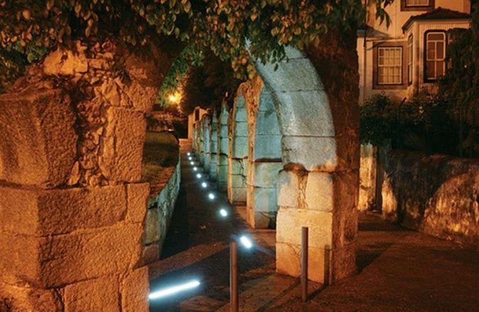 Aqueduct – Rua Diogo Botelho – Porto