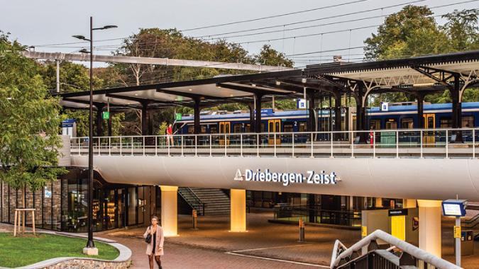 Driebergen-Zeist Station